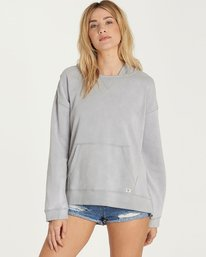 1 Stay With Me Hoodie  J611MSTA Billabong