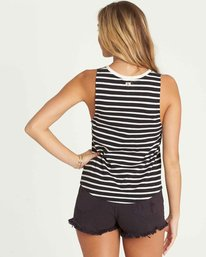 2 Cabana Daze Tank Black J904PBCA Billabong