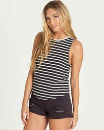 1 Cabana Daze Tank Black J904PBCA Billabong