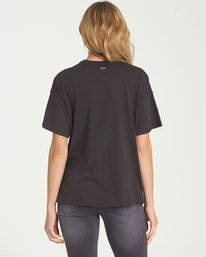 2 Women's Iggy Pop Boy Tee  J933NBIG Billabong