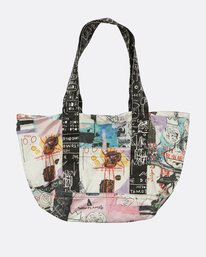 3 Factory Reversible Tote Bag  JABGPBBA Billabong