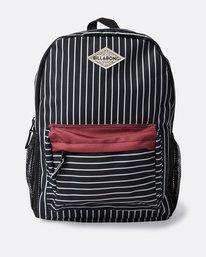 0 Schools Out Backpack Black JABKQBSC Billabong