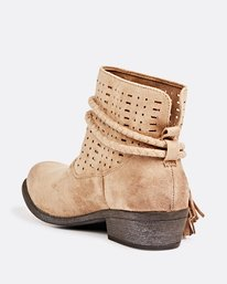 1 Nico Booties Beige JAFTLNIC Billabong