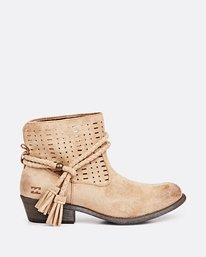 2 Nico Booties Beige JAFTLNIC Billabong
