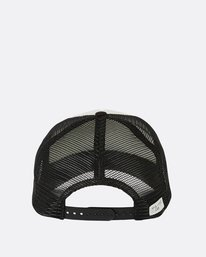 3 Warholsurf Holly Trucker Hat Black JAHTLHOL Billabong