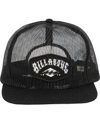 1 Meshin' Around Hat Black JAHWNBME Billabong