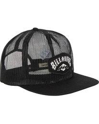 2 Meshin' Around Hat Black JAHWNBME Billabong