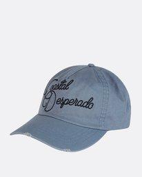 0 Surf Club Baseball Cap Blue JAHWNBSU Billabong