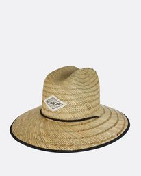 3 Tipton Beach Hat Beige JAHWNBTI Billabong