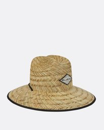 5 Tipton Beach Hat Beige JAHWNBTI Billabong