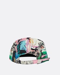 6 Women's Factory 5-Panel Hat  JAHWPBBA Billabong