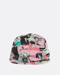4 Women's Factory 5-Panel Hat  JAHWPBBA Billabong