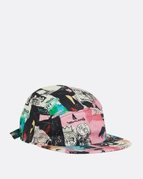 5 Women's Factory 5-Panel Hat  JAHWPBBA Billabong
