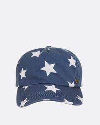 1 Beach Club Baseball Hat Blue JAHWPBBE Billabong
