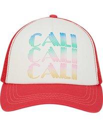 1 Cali Trucker Hat  JAHWPBCA Billabong