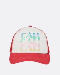 5 Cali Trucker Hat  JAHWPBCA Billabong
