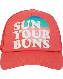 1 Sun Your Bunz Trucker Hat  JAHWPBSU Billabong