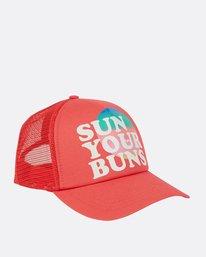 6 Sun Your Bunz Trucker Hat  JAHWPBSU Billabong