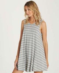 1 Knockout Dress Grey JD01NBKN Billabong