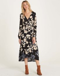 0 Floral Fever Dress  JD13MFLO Billabong