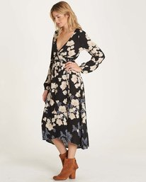 1 Floral Fever Dress  JD13MFLO Billabong