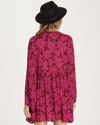 2 Take Today Dress Purple JD15MTAK Billabong