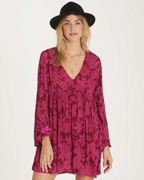0 Take Today Dress Purple JD15MTAK Billabong