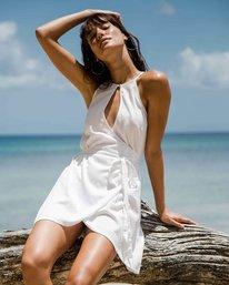 0 Aloha Baby Wrap Dress Beige JD16PBAL Billabong