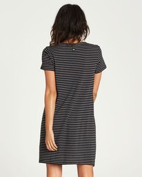 2 Long Ago Dress Black JD20NBLO Billabong
