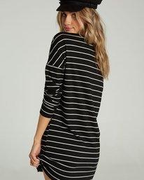 2 Simply Put Shirt Dress Black JD22QBSI Billabong