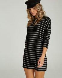 1 Simply Put Shirt Dress Black JD22QBSI Billabong
