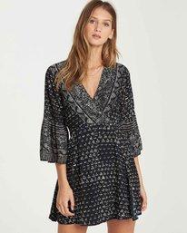 0 Divine Mini Dress Black JD26MDIV Billabong