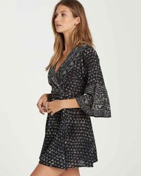 1 Divine Mini Dress Black JD26MDIV Billabong