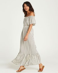 2 Island Vibes Dress White JD28NBIS Billabong