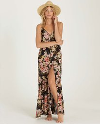 1 Dance On Air Dress Black JD31NBDA Billabong