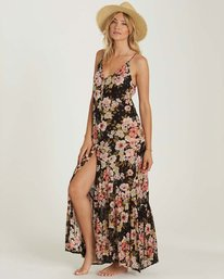 2 Dance On Air Dress Black JD31NBDA Billabong