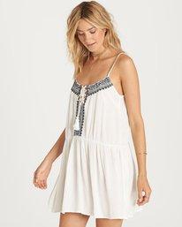 1 Enlightened Dress Beige JD33KENL Billabong
