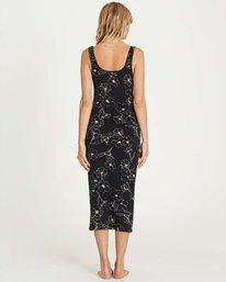 2 Share More Joy Dress Black JD53NBSH Billabong