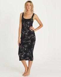 1 Share More Joy Dress Black JD53NBSH Billabong