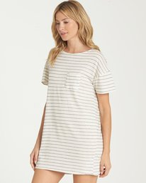 1 On My Way Dress Beige JD57NBON Billabong