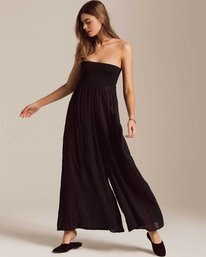 0 Line Walker Jumpsuit Black JN12PBLI Billabong