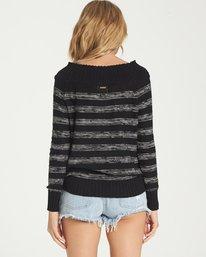 2 Snuggle Down Sweater Black JV02NBSN Billabong