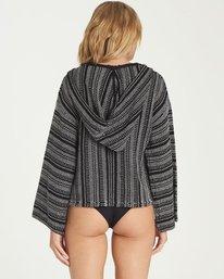 2 Baja Beach Sweater Black JV04NBBA Billabong