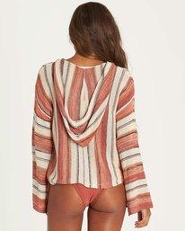 2 Baja Beach 2 Sweater Beige JV06NBBA Billabong