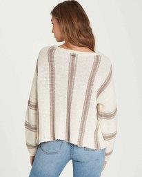 2 Calm Seas Sweater Brown JV07QBCA Billabong