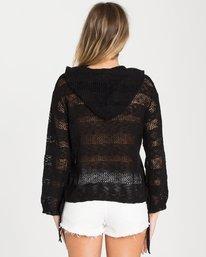2 To The Limit Sweater Black JV09NBTO Billabong