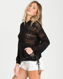 1 To The Limit Sweater Black JV09NBTO Billabong