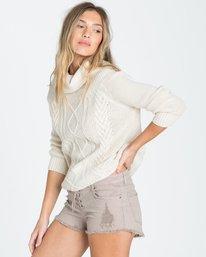 1 Off Shore Sweater Beige JV13QBOF Billabong