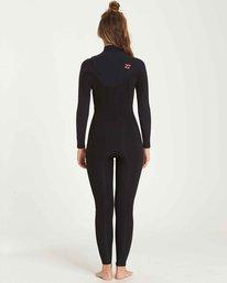 2 3/2 Furnace Carbon Chest Zip Fullsuit Black JWFUQBC3 Billabong