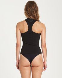 2 1mm Salty Dayz Wetsuit Vest Black JWSHQBSV Billabong